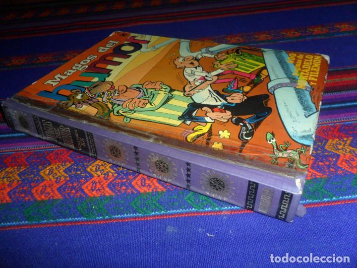 Tebeos: MAGOS DEL HUMOR Nº XV 15. BRUGUERA 1973. REGALO MAGOS DEL HUMOR Nº XX 20. BRUGUERA 1974. - Foto 4 - 162584554