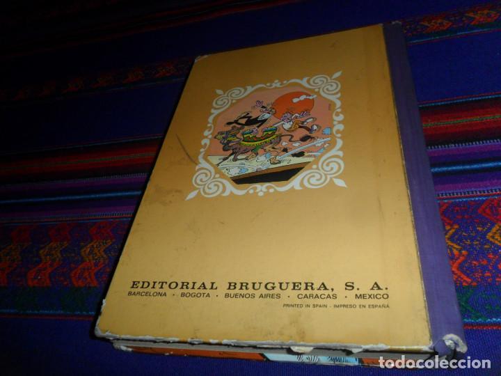Tebeos: MAGOS DEL HUMOR Nº XV 15. BRUGUERA 1973. REGALO MAGOS DEL HUMOR Nº XX 20. BRUGUERA 1974. - Foto 6 - 162584554