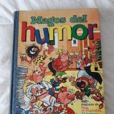 Tebeos: TOMO MAGOS DEL HUMOR VOLUMEN XII DE EDITORIAL BRUGUERA. Lote 162594390