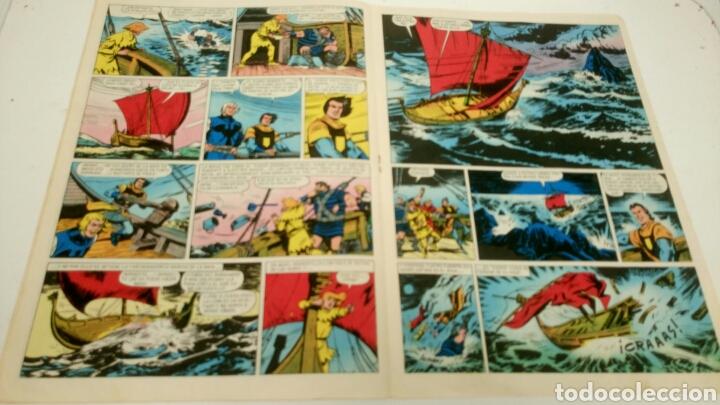 Tebeos: Trueno color, 53, Original de Bruguera (27-5-70) - Foto 4 - 162703032