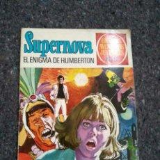 Tebeos: SUPERNOVA Nº 50 - EL ENIGMA HUMBERTON - GRANDES AVENTURAS JUVENILES. Lote 162825718
