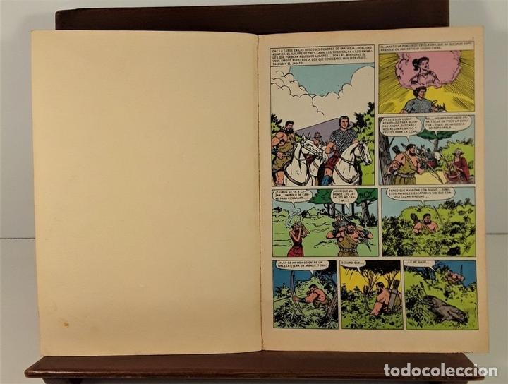 Tebeos: JABATO. 12 EJEMPLARES. EDITORIAL BRUGUERA. BARCELONA. 1980/81. - Foto 7 - 162916854