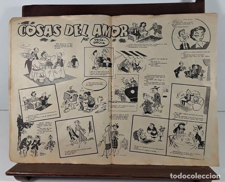 Tebeos: EL DDT. 90 EJEMPLARES. EDIT. BRUGUERA. BARCELONA. 1952/1958. - Foto 5 - 162922266