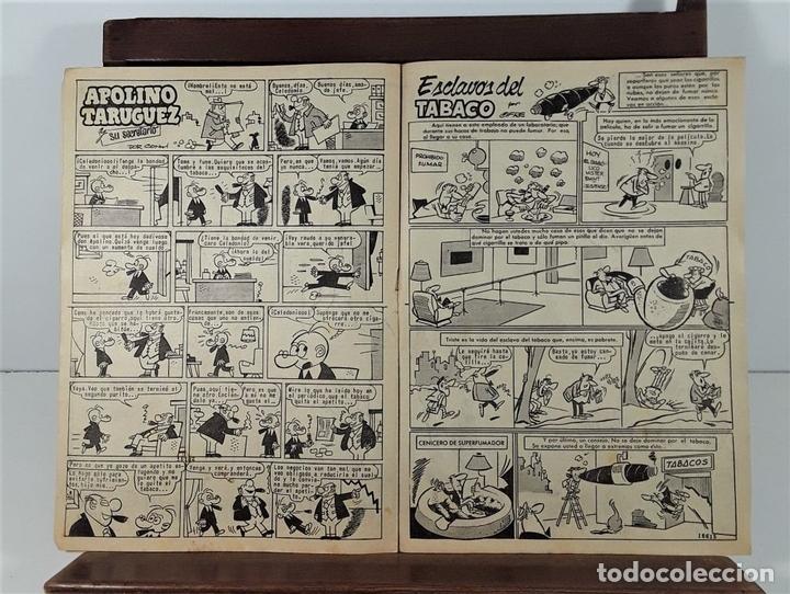 Tebeos: EL DDT. 90 EJEMPLARES. EDIT. BRUGUERA. BARCELONA. 1952/1958. - Foto 7 - 162922266