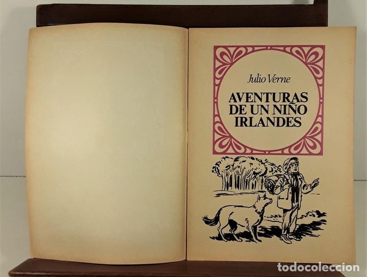 Tebeos: JOYAS LITERARIAS JUVENILES. 9 EJEMPLARES. EDIT. BRUGUERA. BARCELONA. 1974/75. - Foto 6 - 163004922