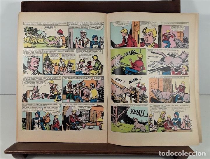 Tebeos: JOYAS LITERARIAS JUVENILES. 9 EJEMPLARES. EDIT. BRUGUERA. BARCELONA. 1974/75. - Foto 7 - 163004922