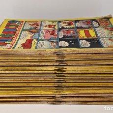 Tebeos: PULGARCITO. 96 EJEMPLARES. EDIT. BRUGUERA. BARCELONA. 1960/1962.. Lote 163312594