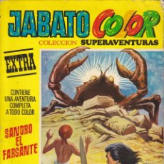 Tebeos: COMIC COLECCION JABATO COLOR SUPERAVENTURAS 1ª EDICION Nº 44. Lote 163343510