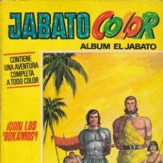 Tebeos: COMIC COLECCION JABATO COLOR SUPERAVENTURAS 1ª EDICION Nº 38. Lote 163343714