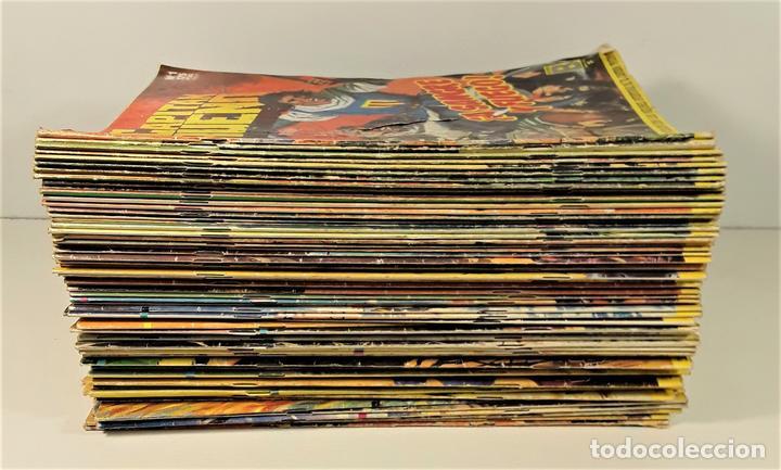 EL CAPITÁN TRUENO. 68 EJEMPLARES. EDIC. B. BARCELONA. 1987/1988. (Tebeos y Comics - Bruguera - Capitán Trueno)