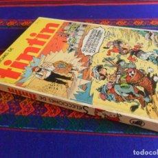 Giornalini: SELECCIONES DE TINTIN Nº 2 CON LOS NºS 6 7 8 9 10. BRUGUERA 1981. BUEN ESTADO.. Lote 163367958