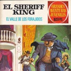Tebeos: COMIC COLECCION SHERIFF KING Nº 39. Lote 163375346