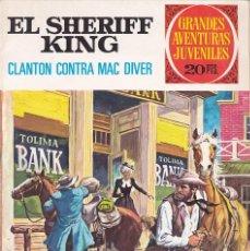 Tebeos: COMIC COLECCION SHERIFF KING Nº 14. Lote 163375446