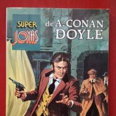 Tebeos: SUPER JOYAS N°56 A.CONAN DOYLE. Lote 163410580