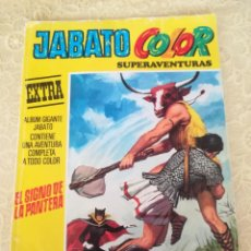 Tebeos: JABATO COLOR (SUPERAVENTURAS, NÚMERO 8, TERCERA ÉPOCA, BRUGUERA) - CJ145JABATO COLOR (SUPERAVENTURAS. Lote 163420686