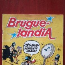 Tebeos: BRUGUELANDIA N°6. Lote 163475521