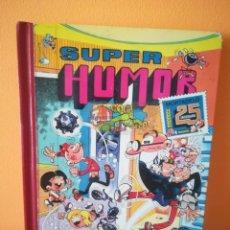 Tebeos: SUPER HUMOR - MORTADELO Y FILEMÓN, ZIPI Y ZAPE Y SACARINO Y TOBY . 1A 1983. Lote 210385968