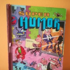 Tebeos: SUPER HUMOR - MORTADELO Y FILEMÓN, SIR TIM O'THEO Y SACARINO . 2A 1981. Lote 163568438
