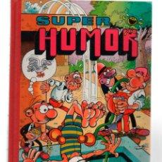 Tebeos: SUPER HUMOR VOLUMEN LII (52). MORTADELO, ROMPETECHOS SACARINO. BRUGUERA. Lote 163610622