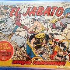 Tebeos: EL JABATO. Nº 49. EDITORIAL BRUGUERA. . Lote 163621950