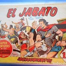 Tebeos: EL JABATO. Nº 32. EDITORIAL BRUGUERA. . Lote 163622390