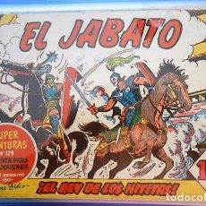 Livros de Banda Desenhada: EL JABATO. Nº 19. EDITORIAL BRUGUERA. . Lote 163622718