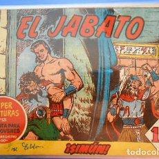 Livros de Banda Desenhada: EL JABATO. Nº 18. EDITORIAL BRUGUERA. . Lote 163622766