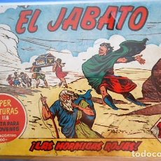 Livros de Banda Desenhada: EL JABATO. Nº 17. EDITORIAL BRUGUERA. . Lote 163622794
