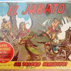 Livros de Banda Desenhada: EL JABATO. Nº 11. EDITORIAL BRUGUERA. . Lote 163622830