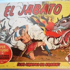 Livros de Banda Desenhada: EL JABATO. Nº 7. EDITORIAL BRUGUERA. 1958. Lote 163622946