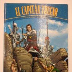 Tebeos: EL CAPITAN TRUENO/VICTOR MORA-FUENTES MAN.. Lote 163717526