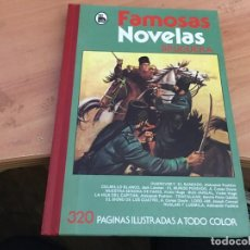 Tebeos: FAMOSAS NOVELAS Nº 21 XXI (BRUGUERA) PRIMERA EDICION (C3). Lote 195157486