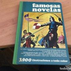 Tebeos: FAMOSAS NOVELAS Nº 2 II (BRUGUERA) PRIMERA EDICION (C3). Lote 163955758