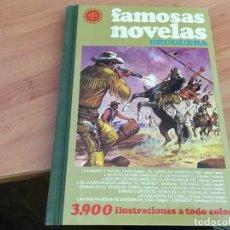 Tebeos: FAMOSAS NOVELAS Nº 16 XVI (BRUGUERA) PRIMERA EDICION (C3). Lote 163956734