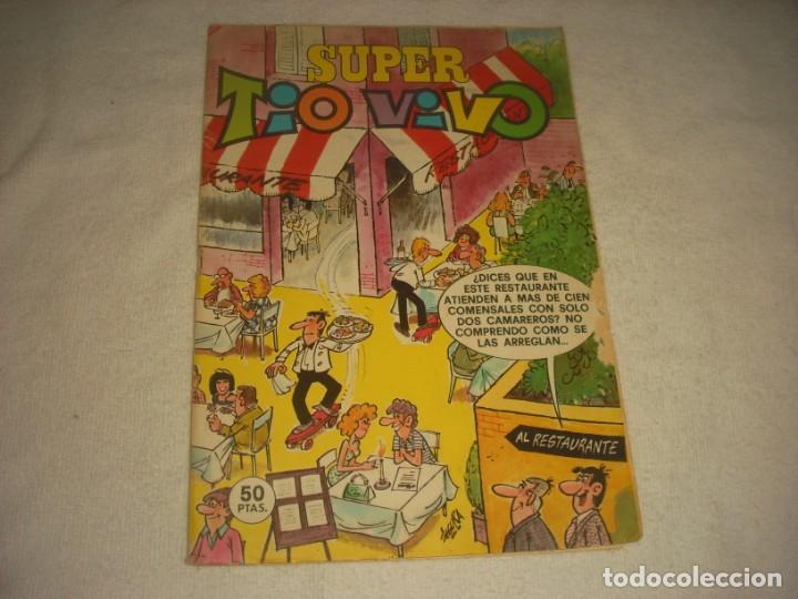 SUPER TIO VIVO , NUMERO EXTRA EPOCA 2 (Tebeos y Comics - Bruguera - Tio Vivo)