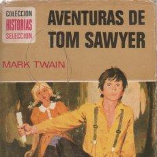 Tebeos: AVENTURAS DE TOM SAWYER. HISTORIAS SELECCIÓN. BRUGUERA. Lote 164219042