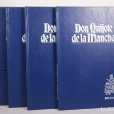 Tebeos: COLECCIÓN COMPLETA - DON QUIJOTE DE LA MANCHA 4 TOMOS/SERIE DE TELEVISIÓN - ED. BRUGUERA - AÑO 1979. Lote 164584162