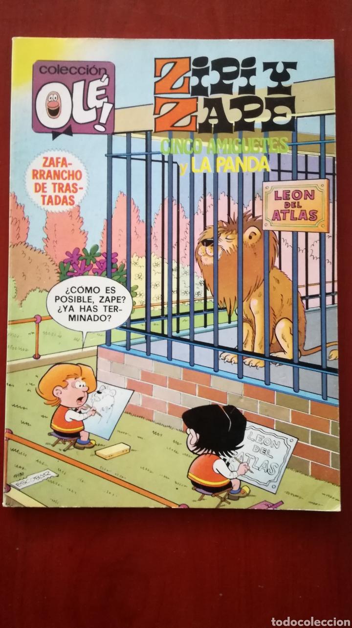 OLE! ZIPI ZAPE N°185 (Tebeos y Comics - Bruguera - Ole)