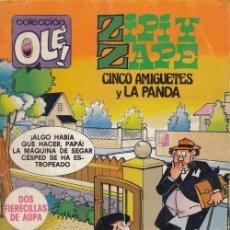 Giornalini: OLE Nº 177 - BRUGUERA - 2ª EDICION ZIPI Y ZAPE CINCO AMIGUETES Y LA PANDA. Lote 164724966