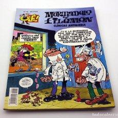 Tebeos: MORTADELO Y FILEMON - CLINICAS ANTIBIRRIA - OLE - Nº46 - 2º EDICION - JUNIO 1995. Lote 164741482