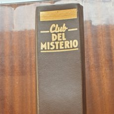 Tebeos: CLUB DEL MISTERIO TOMO 1 (DEL 1 AL 8). Lote 164843365