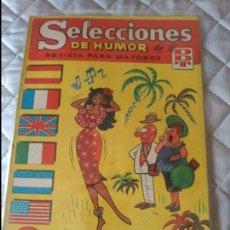 Tebeos: DDT SELECCIONES DEL HUMOR DE EL DDT Nº 74. Lote 165095862