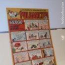 Tebeos: PULGARCITO Nº 165 - BRUGUERA. Lote 165098298