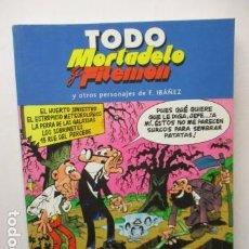 Tebeos: TODO MORTADELO TOMO 31 EDICIONES B. Lote 165247466