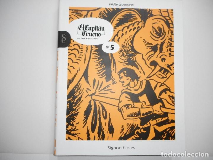 VICTOR MORA Y AMBRÓS EL CAPITÁN TRUENO Nº 5 Y94161 (Tebeos y Comics - Bruguera - Capitán Trueno)
