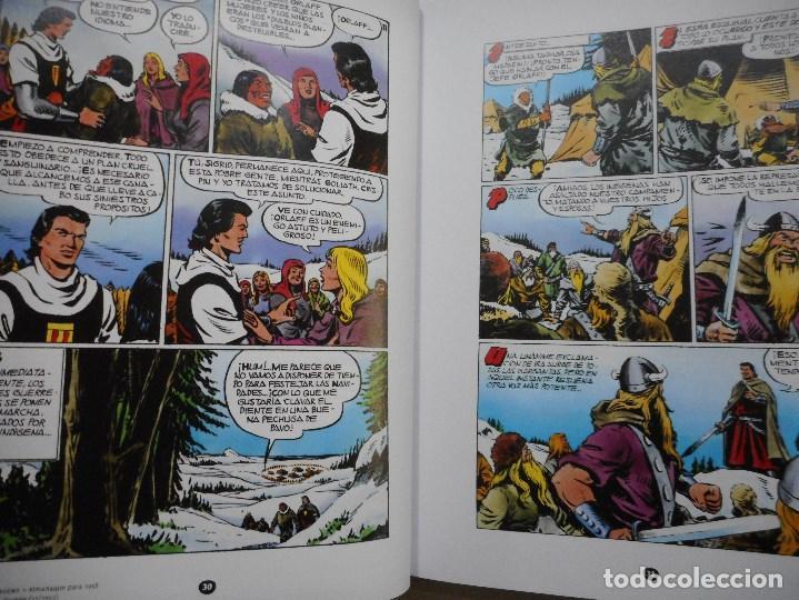 Tebeos: VICTOR MORA Y AMBRÓS El capitán Trueno Nº 5 Y94161 - Foto 4 - 165333254