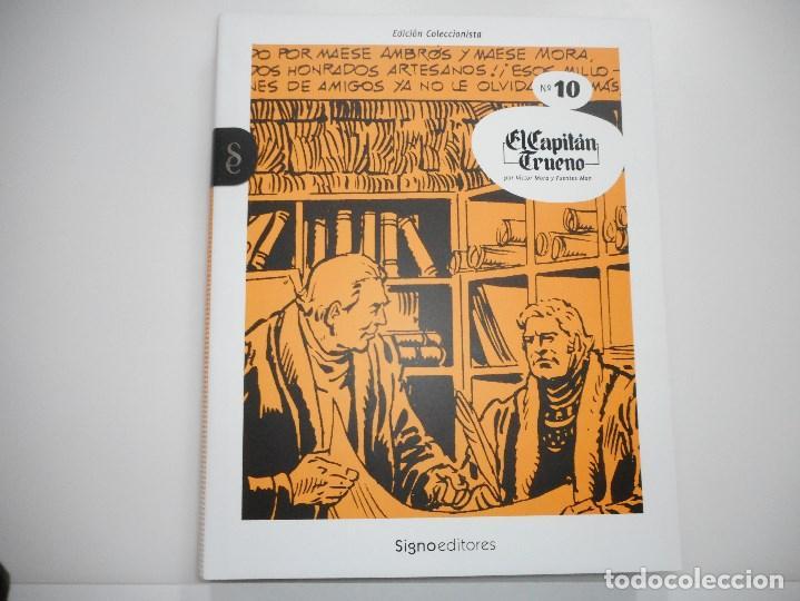 VICTOR MORA Y AMBRÓS EL CAPITÁN TRUENO Nº 10 Y94166 (Tebeos y Comics - Bruguera - Capitán Trueno)