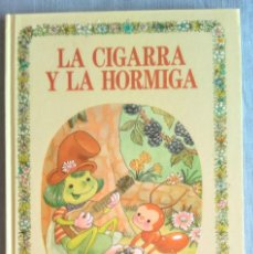 Tebeos: COLECCIÓN BUENAS NOCHES 4 LA CIGARRA Y LA HORMIGA 1985 JAN . Lote 165346198