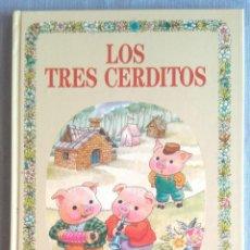Tebeos: COLECCIÓN BUENAS NOCHES 5 LOS TRES CERDITOS 1986 JAN . Lote 165346302