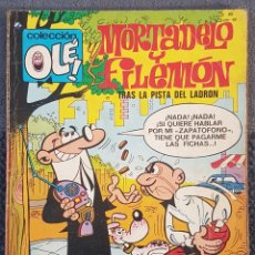 Tebeos: MORTADELO Y FILEMON #71 (BRUGUERA, 1978) . Lote 165355454